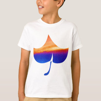 LEAF HOURGLASS T-Shirt