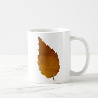 leaf III Coffee Mug