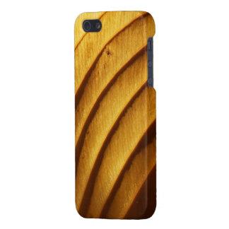 Leaf in Golden Light Savvy iPhone Case