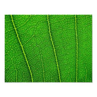 Leaf Custom Invite