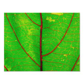 Leaf Invite