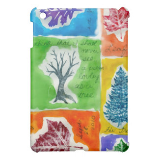 Leaf Journal Cover For The iPad Mini