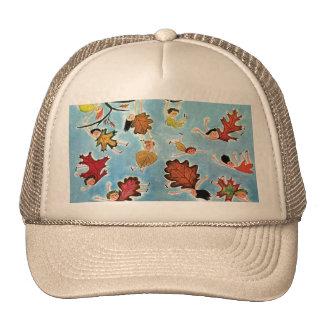 Leaf Kids Trucker Hat