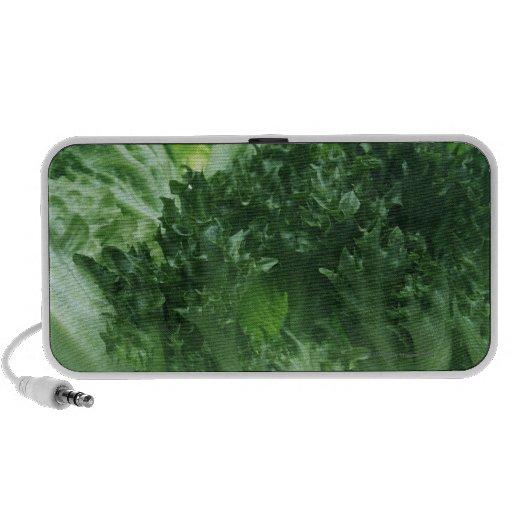 Leaf Lettuce Notebook Speaker