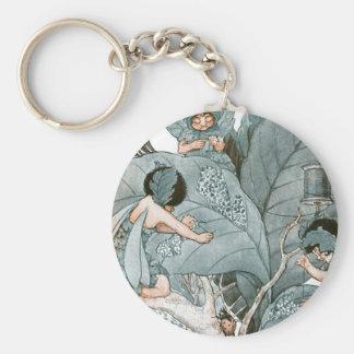 Leaf Maker Fairies Keychain