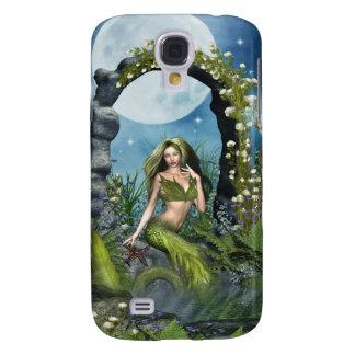 Leaf Mermaid Samsung Galaxy S4 Cover