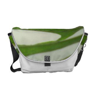 Leaf Messenger Bag