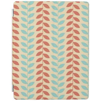 Leaf Nature Modern Pattern Leaves iPad Cover