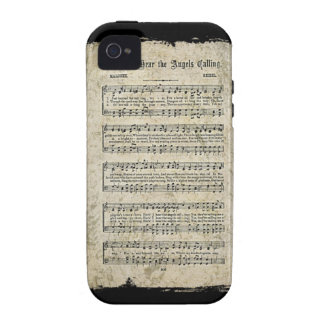 Leaf of music iPhone 4 covers