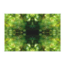 Leaf Pattern #1 Canvas Print