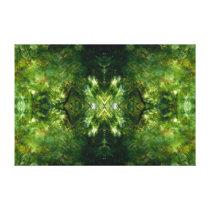 Leaf Pattern #2 Canvas Print