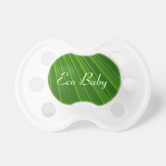 Leaf Pattern Baby Pacifiers