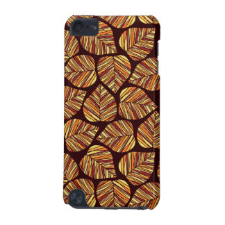 Leaf pattern iPod touch 5G covers