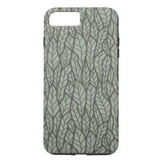 Leaf Pattern Custom Color iPhone 7 Plus Case