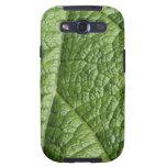Leaf Pattern Design. Galaxy SIII Covers