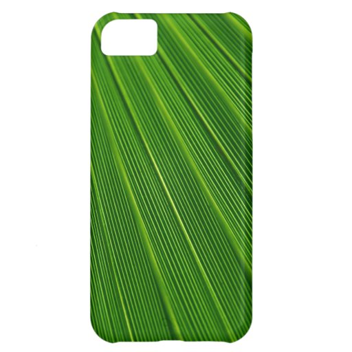 Leaf Pattern iPhone 5C Cover