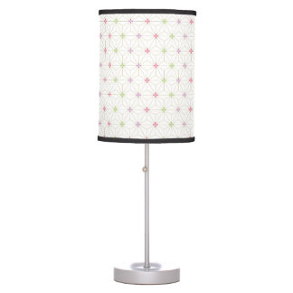 Leaf pattern Japan of the Japanese traditional pat Table Lamps