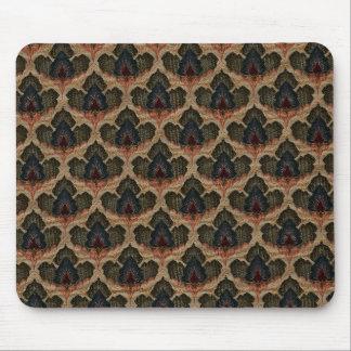 Leaf Pattern Mouse Pad