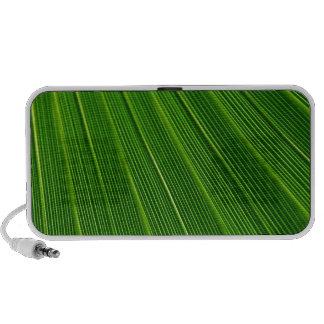 Leaf Pattern Portable Speaker