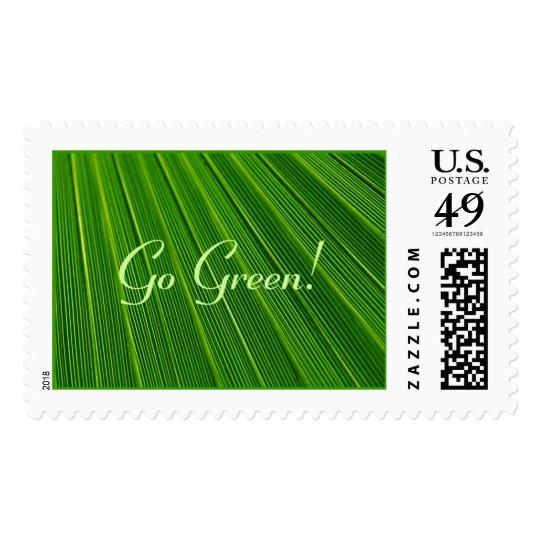 Leaf Pattern Postage