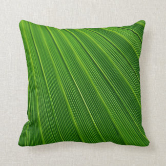 Leaf Pattern Throw Pillows