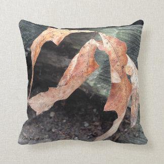 Leaf Pillow