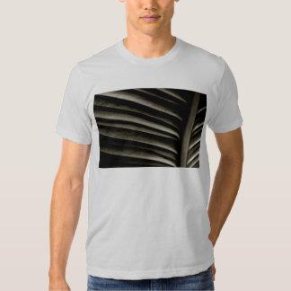 leaf sepia (light) shirt