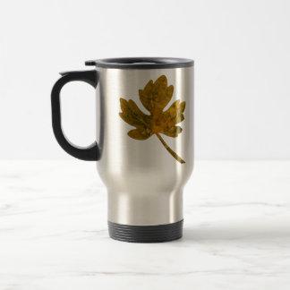 Leaf Simple Travel Mug