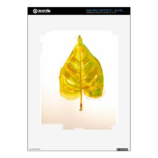 Leaf Skins For iPad 3
