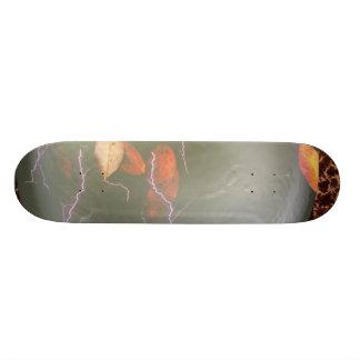 leaf sphere skateboard