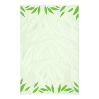 Leaf Stationary Stationery