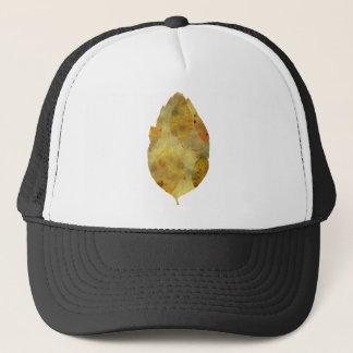 Leaf story trucker hat