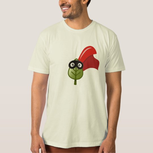 Leaf Superhero T-Shirt