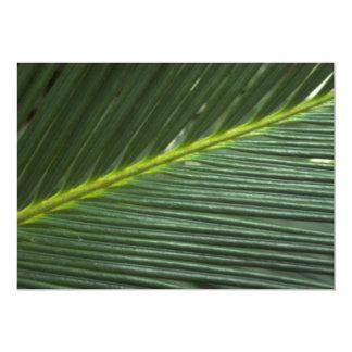 Leaf texture invites