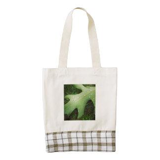 Leaf Themed Tote Zazzle HEART Tote Bag