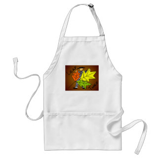Leaf Thief Apron for Composters