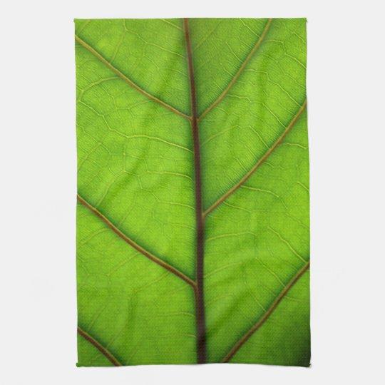 Leaf Towel