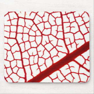 Leaf Vein Texture Mouse Pad