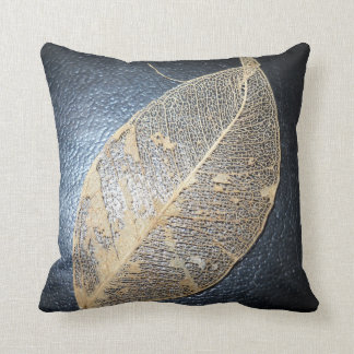 Leaf Veins-American MoJo Pillow
