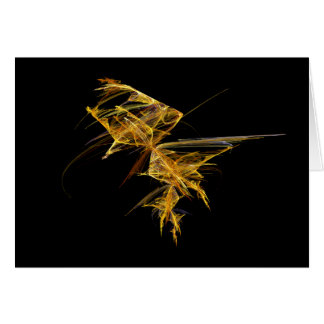 Leaf Whirlwind Card