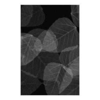 Leaf X-Ray Stationery