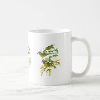 Leafbird De oro-afrontado Taza Clásica