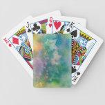 leafburst baraja de cartas