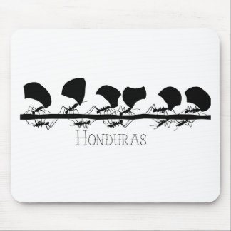Leafcutter Ants Honduras Mouse Pad