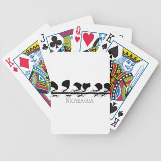 Leafcutter Ants Nicaragua Bicycle Playing Cards