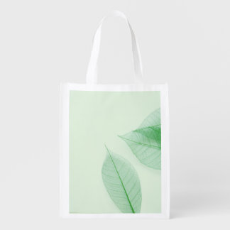 Leafiness Reusable Grocery Bag