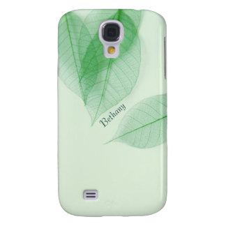 Leafiness Samsung Galaxy S4 Case