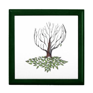 Leafless...Gift Box... Jewelry Box