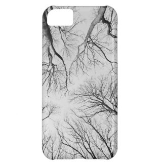 Leafless Trees in Thiepval Wood iPhone 5C Cases