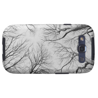 Leafless Trees in Thiepval Wood Galaxy SIII Case